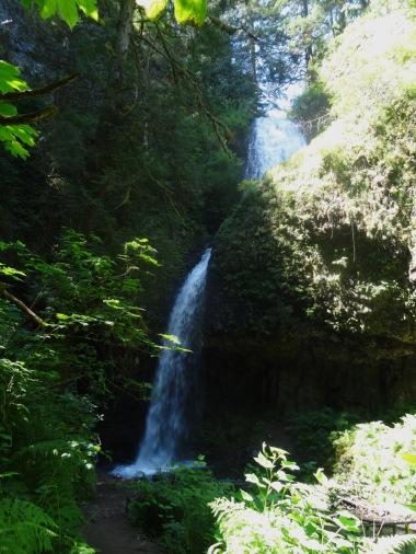 Both tiers of Upper Falls