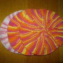 Another tortilla dishcloth