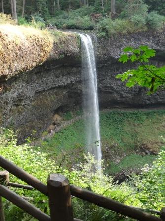 Upper South Falls