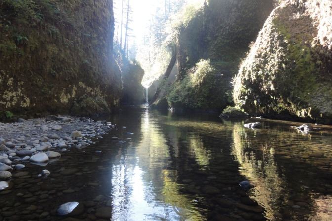Punchbowl Falls October 2014