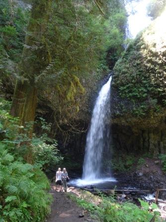 Upper Falls July 2017