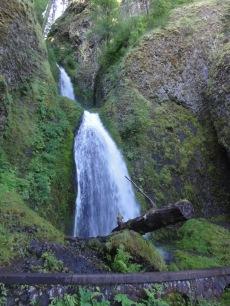 Wahkena Falls June 2013