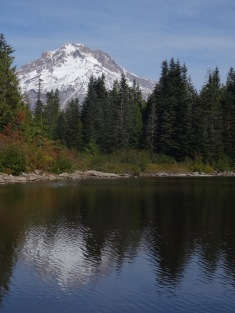 Mt Hood, Mirror Lake