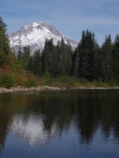 Mt Hood, Mirror Lake