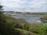 Looking across to Fowey