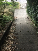 26th Ave stairs