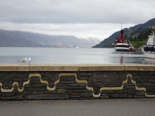 Poetry in Queenstown