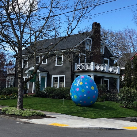 Easter spirit!