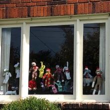 Window critters
