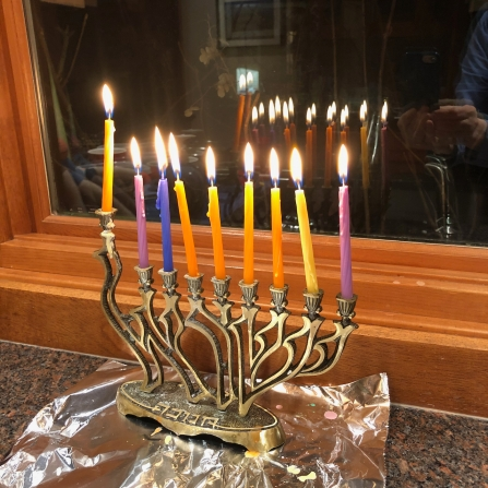 Last night of Hanukkah